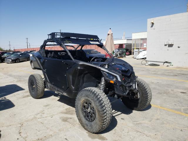 Salvage cars for sale from Copart Sun Valley, CA: 2017 Can-Am Maverick X