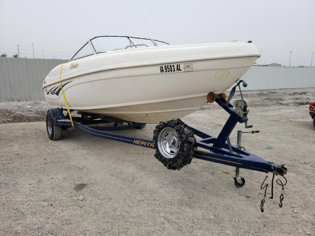 Salvage cars for sale from Copart Greenwood, NE: 2000 Rinker Boat
