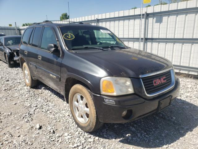 Salvage cars for sale from Copart Prairie Grove, AR: 2004 GMC Envoy
