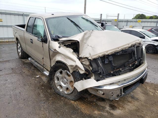 Salvage cars for sale from Copart Conway, AR: 2010 Ford F150 Super