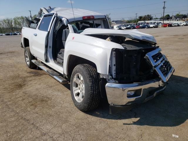 Salvage cars for sale from Copart Lexington, KY: 2014 Chevrolet Silverado