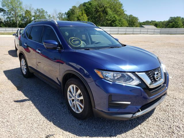 Salvage cars for sale from Copart Theodore, AL: 2017 Nissan Rogue S