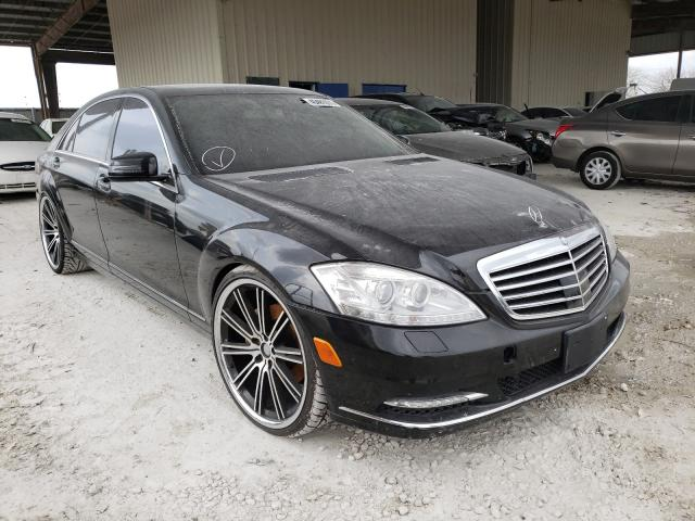 Salvage cars for sale from Copart Homestead, FL: 2013 Mercedes-Benz S 400