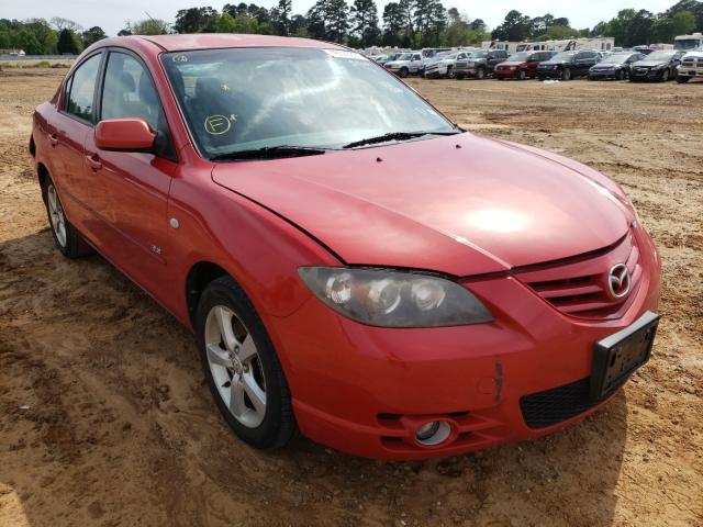 Vehiculos salvage en venta de Copart Longview, TX: 2006 Mazda 3 S