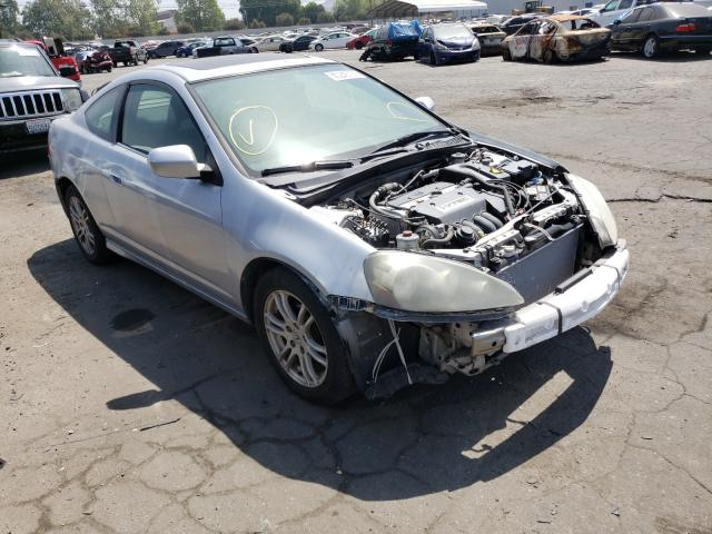 Salvage cars for sale from Copart Colton, CA: 2005 Acura RSX