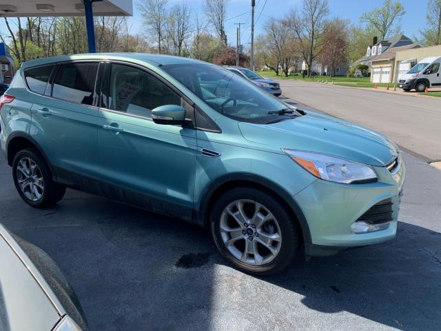 Salvage cars for sale from Copart Ellwood City, PA: 2013 Ford Escape SEL