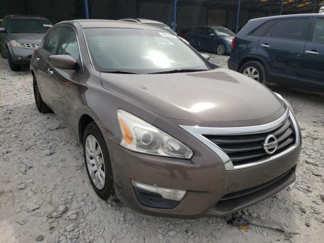 Salvage cars for sale from Copart Cartersville, GA: 2015 Nissan Altima 2.5