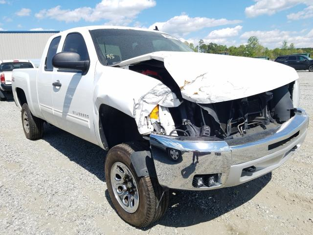 Salvage cars for sale from Copart Spartanburg, SC: 2012 Chevrolet Silverado