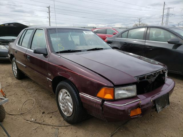 Dodge Spirit salvage cars for sale: 1993 Dodge Spirit