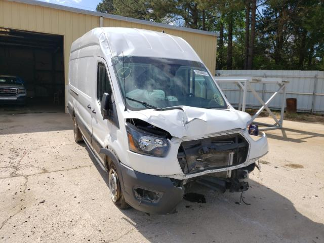 Salvage cars for sale from Copart Knightdale, NC: 2020 Ford Transit T