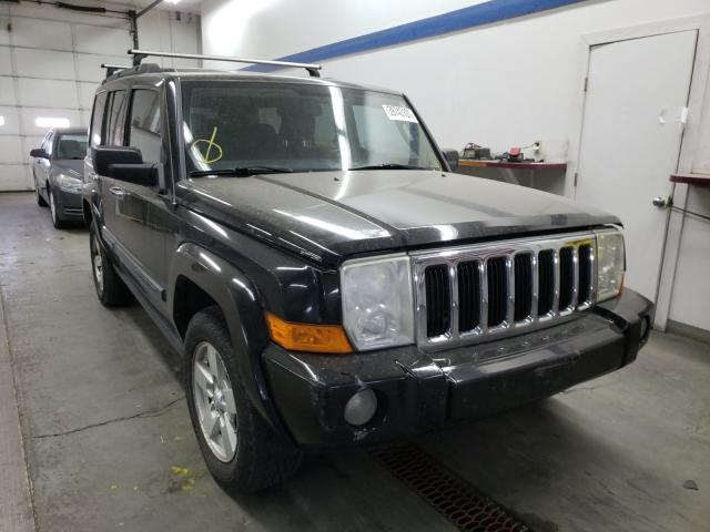 Salvage cars for sale from Copart Pasco, WA: 2006 Jeep Commander