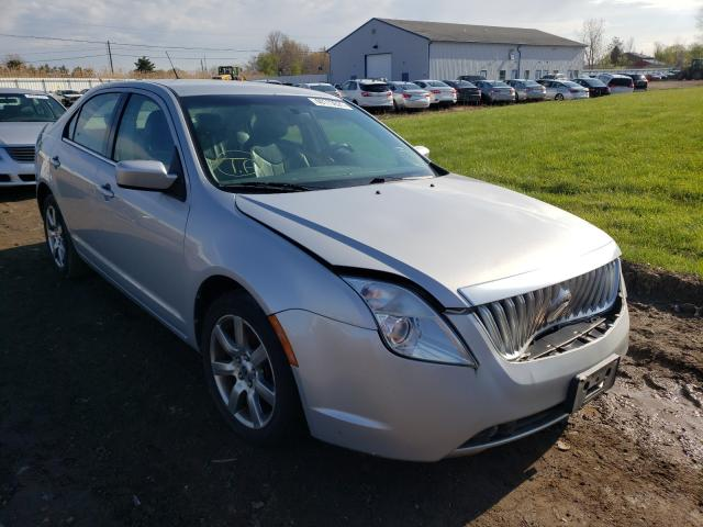 Mercury salvage cars for sale: 2010 Mercury Milan