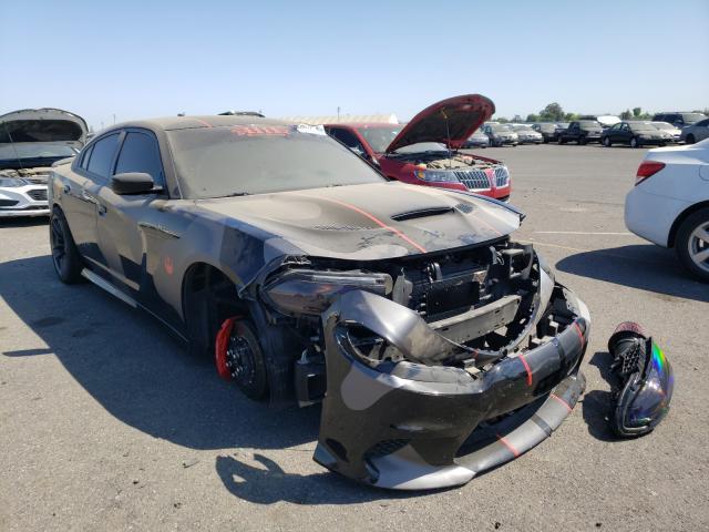 Vehiculos salvage en venta de Copart Sacramento, CA: 2016 Dodge Charger SR