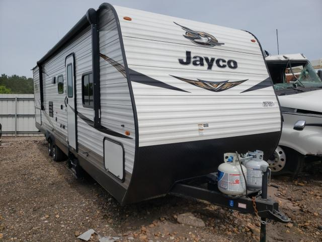 Jayco JAY Flight salvage cars for sale: 2019 Jayco JAY Flight