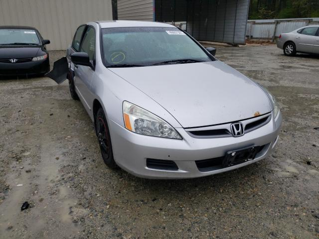 Salvage cars for sale from Copart Seaford, DE: 2006 Honda Accord VAL