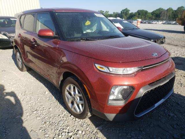 Salvage cars for sale from Copart Byron, GA: 2020 KIA Soul LX