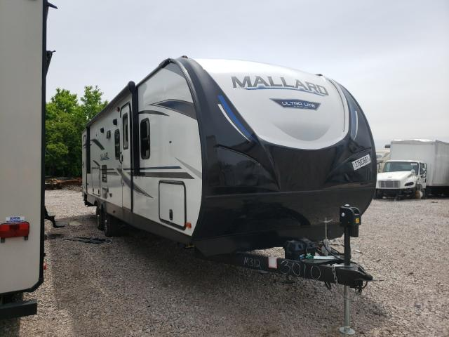 Sportsmen Travel Trailer salvage cars for sale: 2021 Sportsmen Travel Trailer
