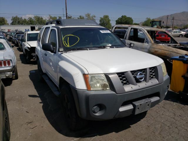 Salvage cars for sale from Copart Colton, CA: 2005 Nissan Xterra OFF