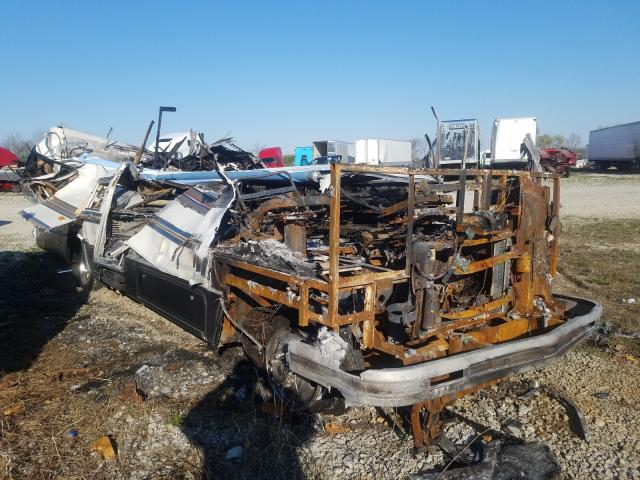 Salvage trucks for sale at Cicero, IN auction: 1987 Ramb Imperial