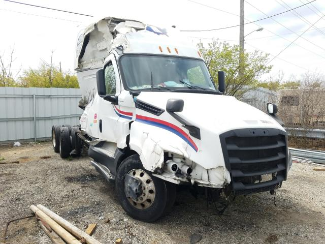 Freightliner salvage cars for sale: 2019 Freightliner Cascadia 1
