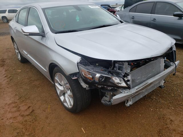 Salvage cars for sale from Copart Longview, TX: 2019 Chevrolet Impala PRE