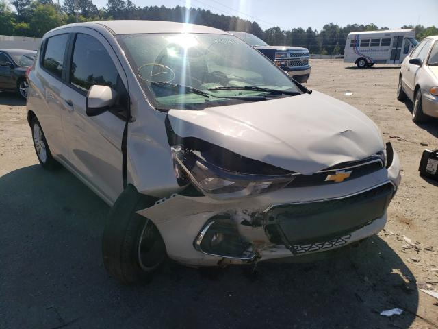 Salvage 2018 CHEVROLET SPARK - Small image. Lot 40618721