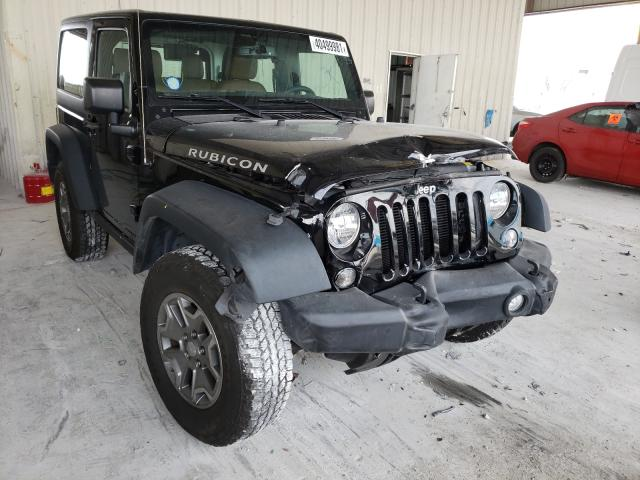 Salvage cars for sale from Copart Homestead, FL: 2015 Jeep Wrangler R