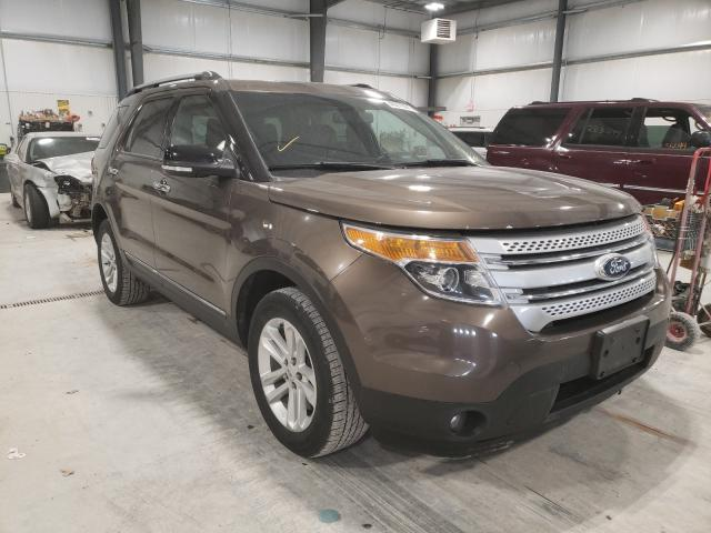 Used 2015 FORD EXPLORER - Small image. Lot 40271071