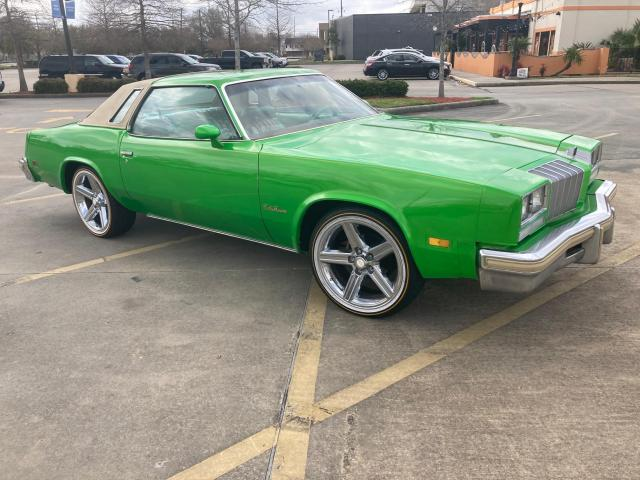 1977 Oldsmobile Cutlass for sale in New Orleans, LA