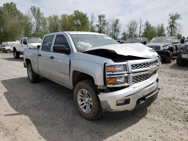 Salvage cars for sale at Portland, OR auction: 2014 Chevrolet Silverado