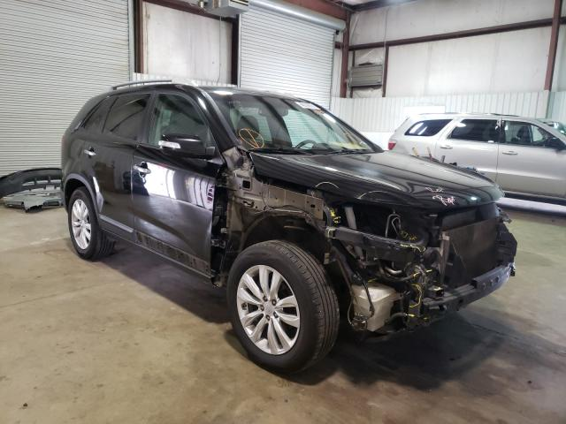 Salvage cars for sale from Copart Lufkin, TX: 2011 KIA Sorento BA