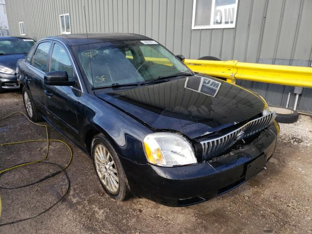 Mercury salvage cars for sale: 2005 Mercury Montego PR