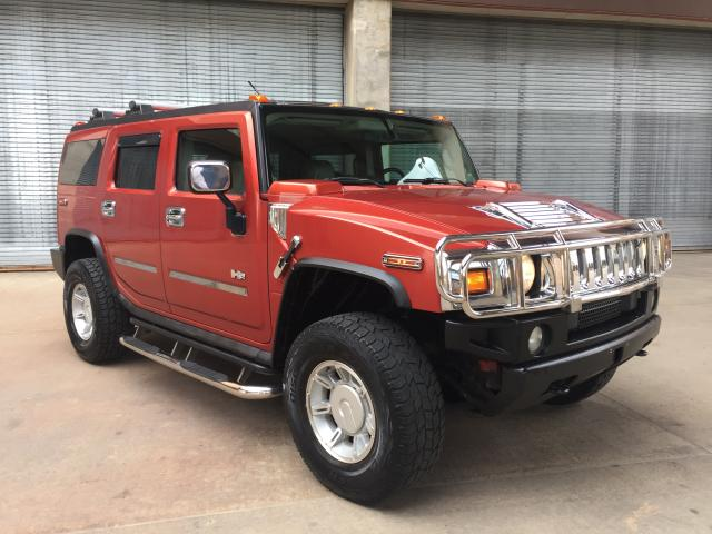 Salvage cars for sale from Copart Brookhaven, NY: 2003 Hummer H2