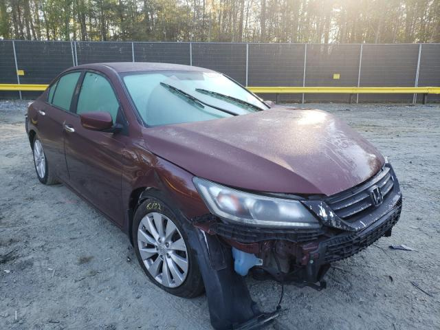 Salvage cars for sale from Copart Waldorf, MD: 2015 Honda Accord Sport
