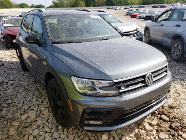 Vehiculos salvage en venta de Copart China Grove, NC: 2020 Volkswagen Tiguan SE