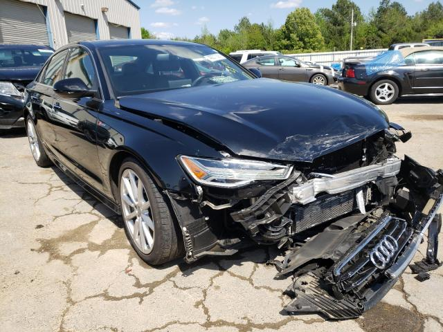 Audi A6 salvage cars for sale: 2017 Audi A6