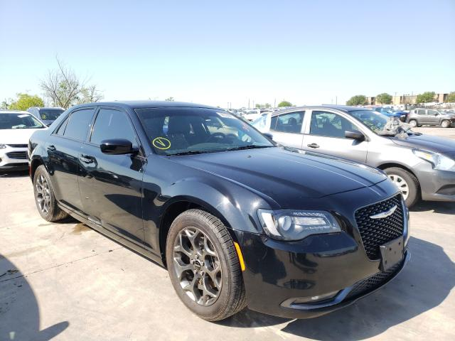 Chrysler salvage cars for sale: 2016 Chrysler 300 S