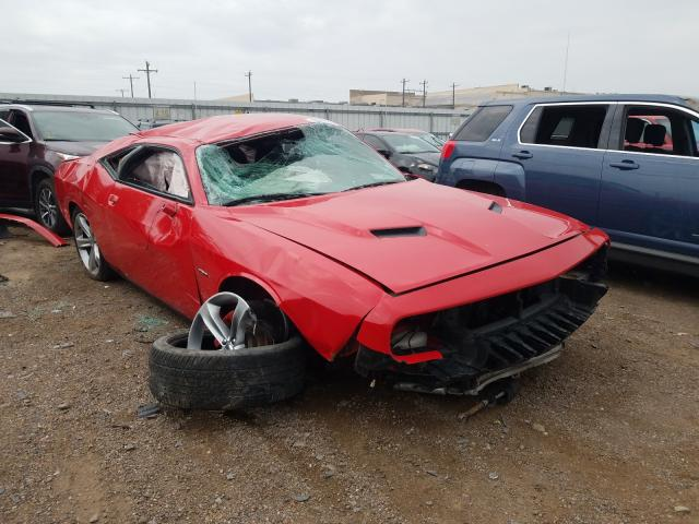 Salvage cars for sale from Copart Mercedes, TX: 2016 Dodge Challenger