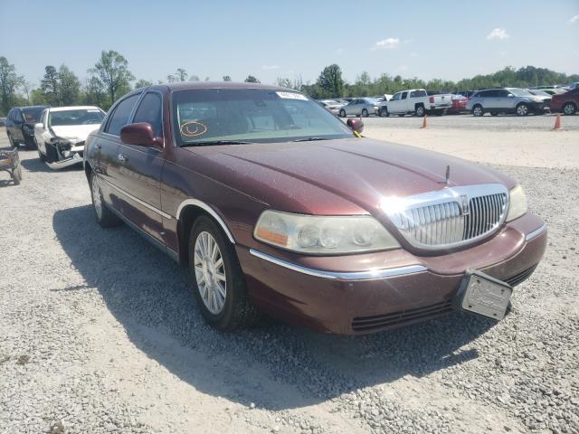 Lincoln Vehiculos salvage en venta: 2003 Lincoln Town Car S