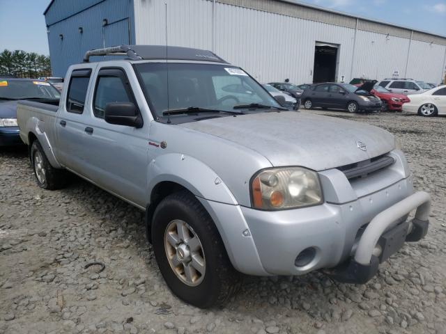 Salvage cars for sale from Copart Windsor, NJ: 2003 Nissan Frontier C