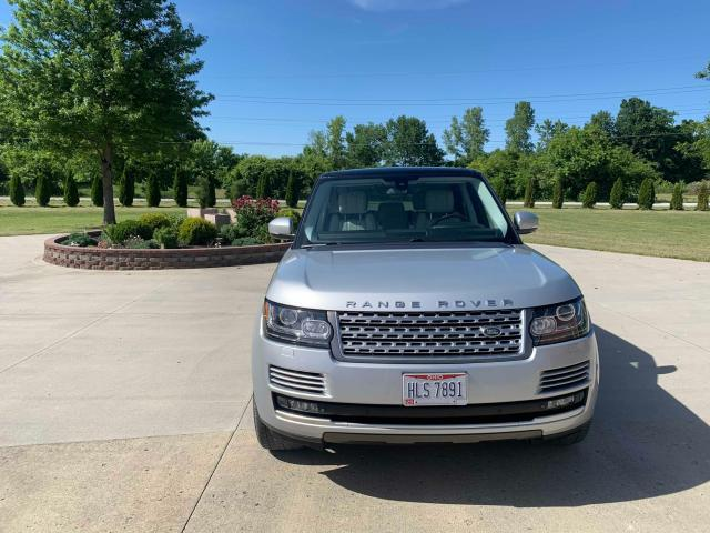 Salvage cars for sale from Copart Columbus, OH: 2014 Land Rover Range Rover