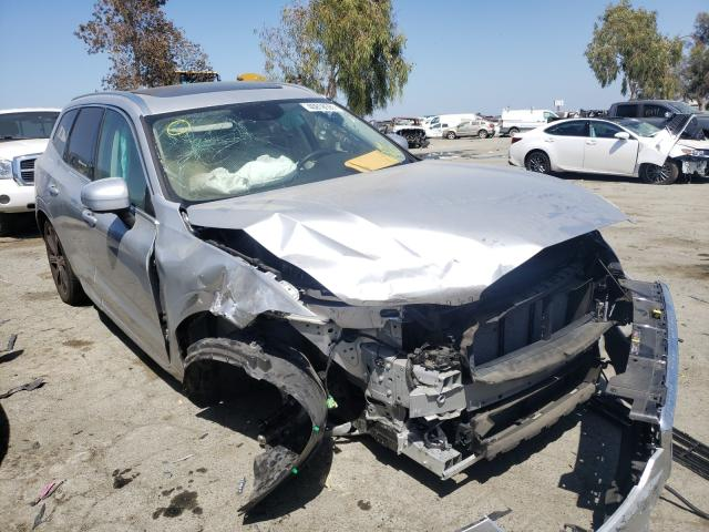 Salvage cars for sale from Copart Martinez, CA: 2018 Volvo XC60 T6
