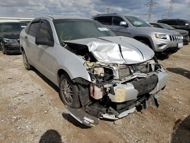 Salvage cars for sale from Copart Elgin, IL: 2011 Ford Focus SE