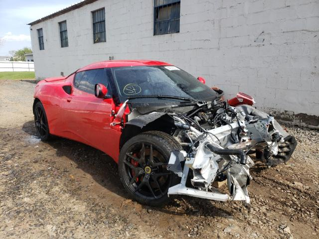 Lotus salvage cars for sale: 2013 Lotus Evora