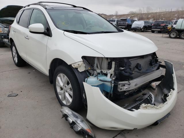 2011 Nissan Murano S en venta en Littleton, CO