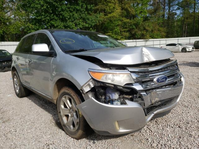 Salvage cars for sale from Copart Knightdale, NC: 2011 Ford Edge SEL