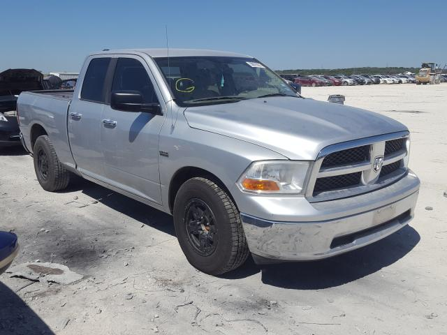 Salvage cars for sale from Copart New Braunfels, TX: 2009 Dodge RAM 1500