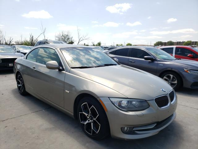 BMW salvage cars for sale: 2011 BMW 335 I