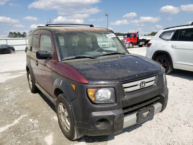 Salvage cars for sale from Copart Loganville, GA: 2008 Honda Element