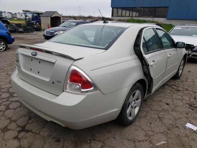 2008 FORD FUSION SE - Right Rear View